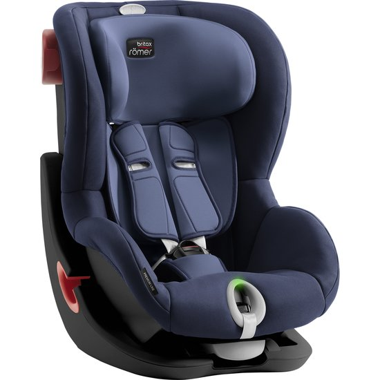 Britax Römer Siège auto KING II LS BLACK SERIES Moonlight Blue