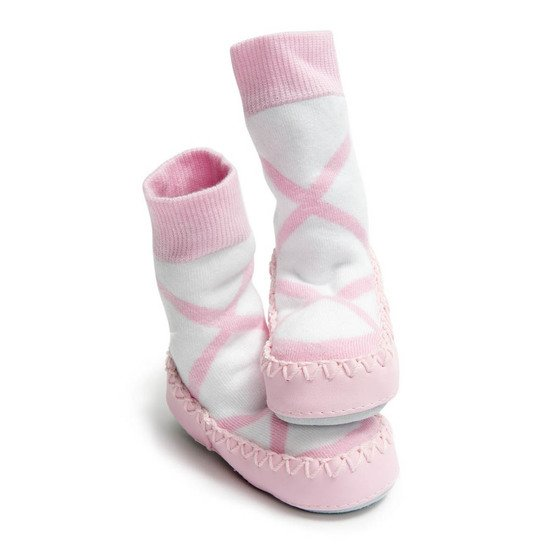 Gaspard et Zoe Chaussons Mocc Ons 6-12m ballerine 6/12 mois