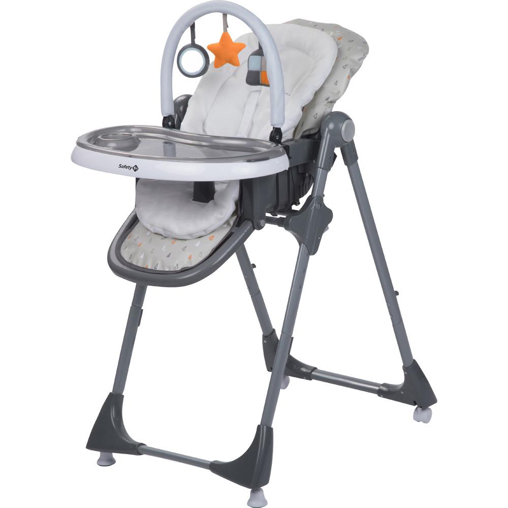 Chaise haute Kiwi 3 en 1 GRIS Safety 1st