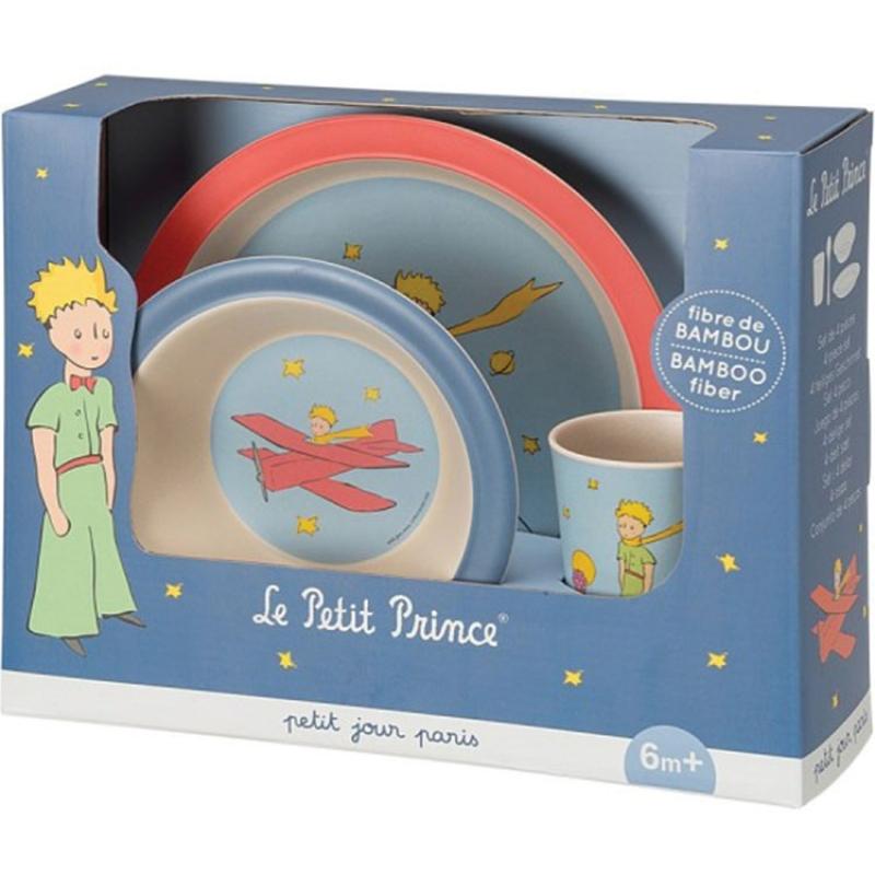 Coffret Bambou Petit Prince BLEU petit jour paris