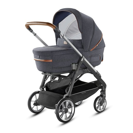 Inglesina Pack duo poussette Aptica Indigo Denim