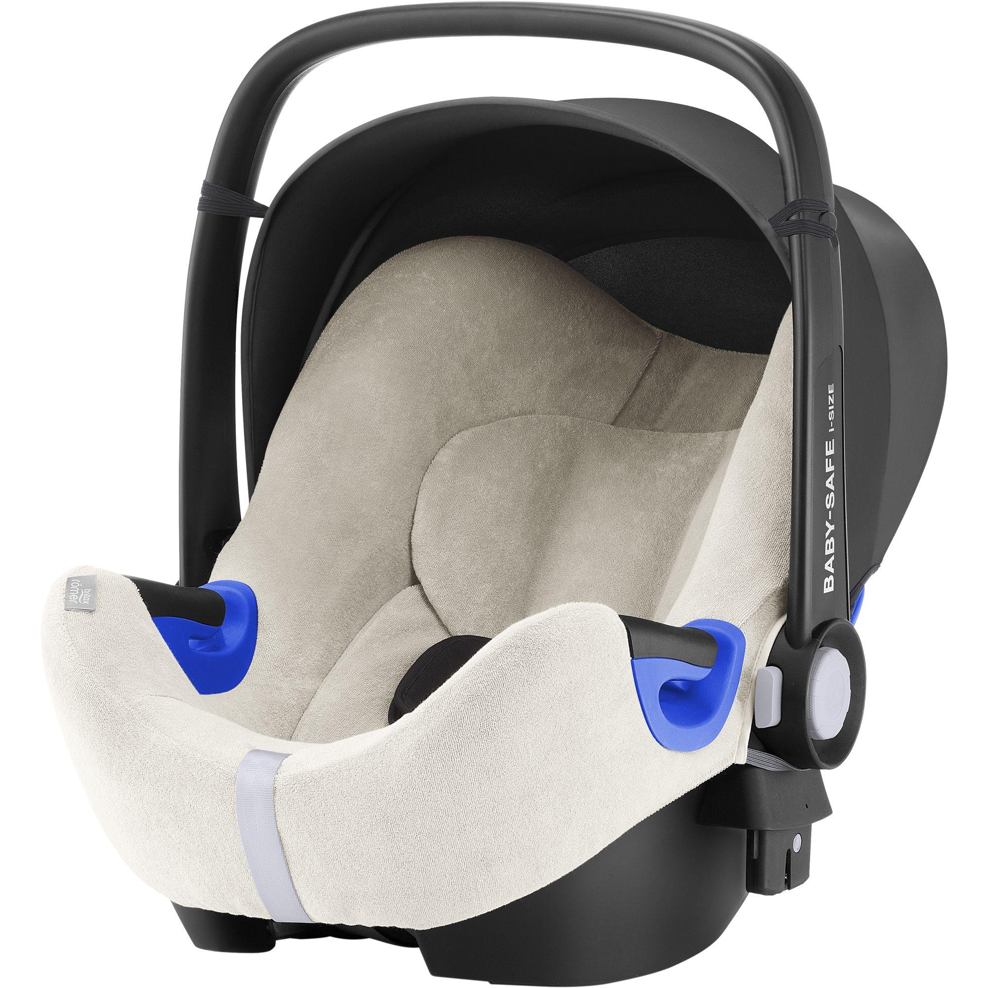 Housse été Baby-Safe 2 i-Size BLANC Britax Römer