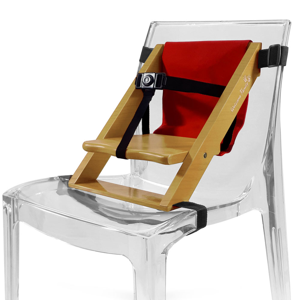 Rehausseur pour chaise ROUGE Welcome Family