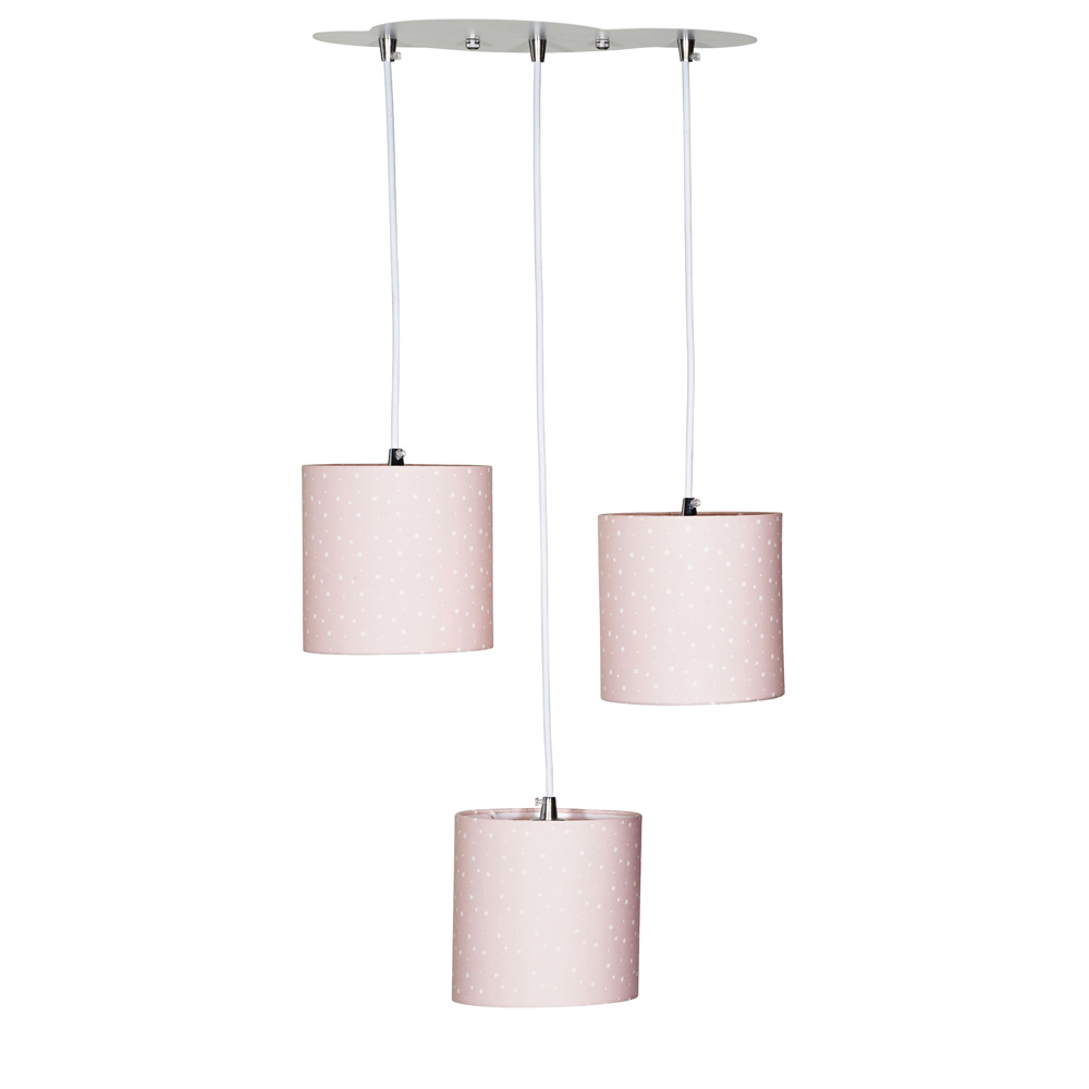 Sauthon Suspension lumineuse trio mila