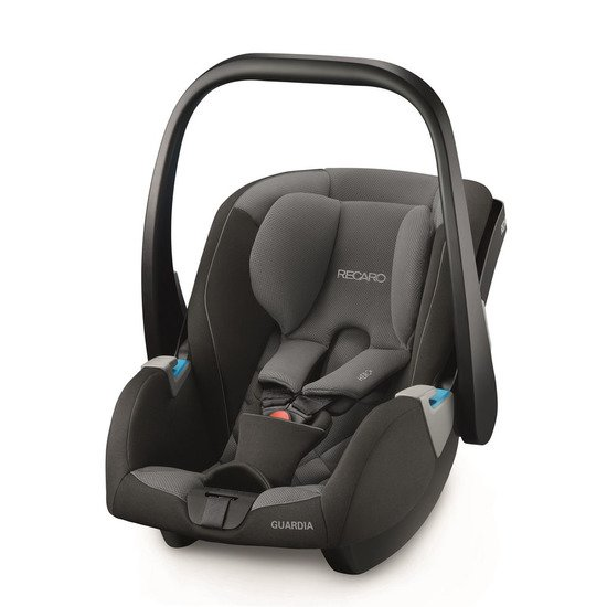 Recaro Coque Guardia Carbon Black