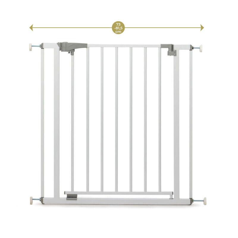Barriere de sécurité easyclose BLANC Geuther