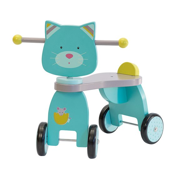 Moulin Roty Porteur chat Les Pachats