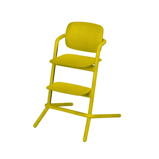 Cybex Chaise haute bois Lemo Canary Yellow | yellow