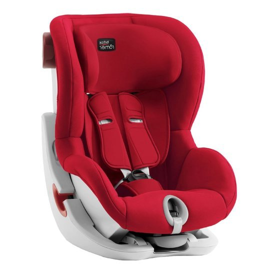 Britax Römer Siège auto KING II Fire Red