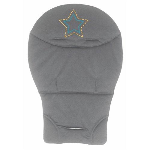 Pad coussin poussette Star GRIS Babybus