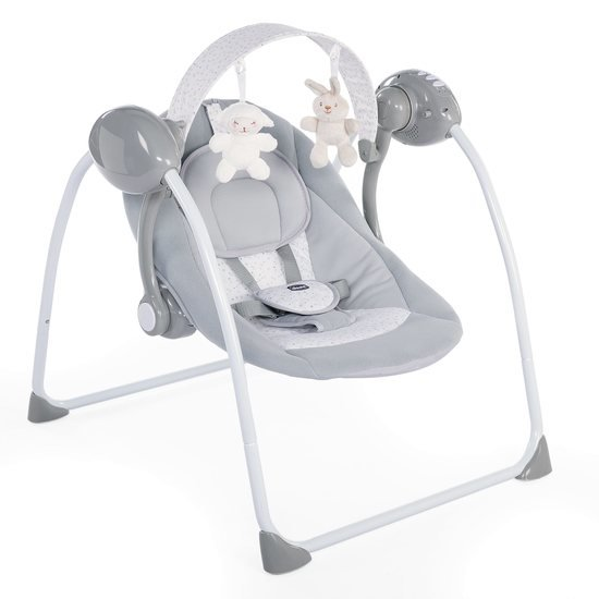 Chicco Balancelle Relax&Play cool grey