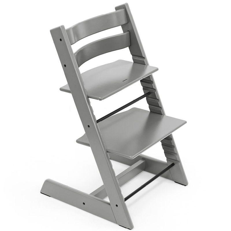 Chaise haute Tripp Trapp GRIS Stokke