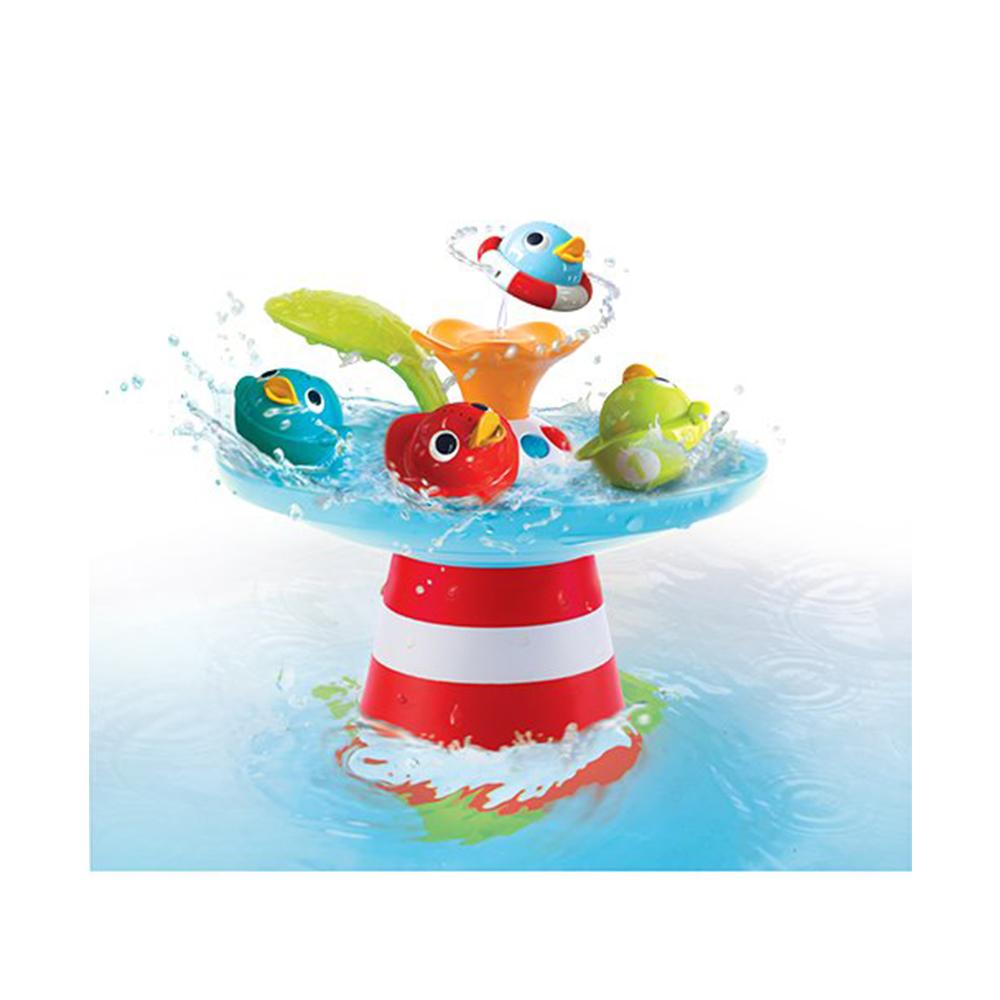 Jouet de bain La course aux canards MULTICOLORE Yookidoo