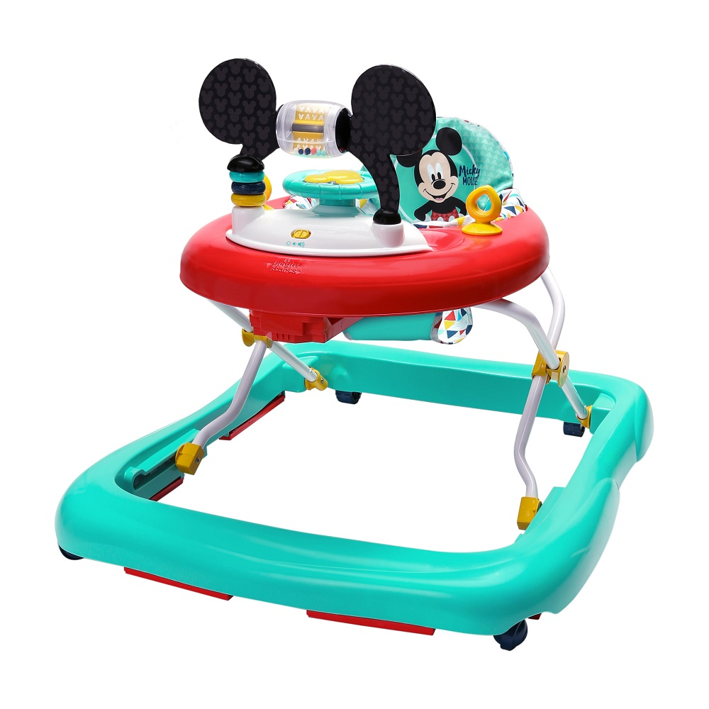 Disney Baby Trotteur Mickey Mouse Happy Triangles