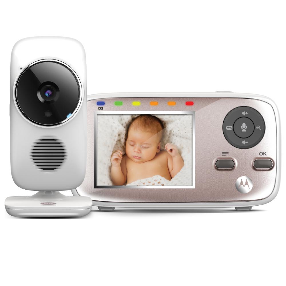 Ecoute bébé connecté MBP667