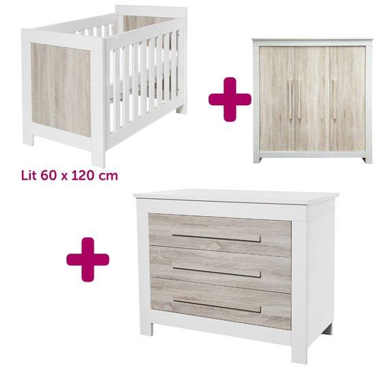 Chambre Parma, Thèmes : adbb Autour de bébé