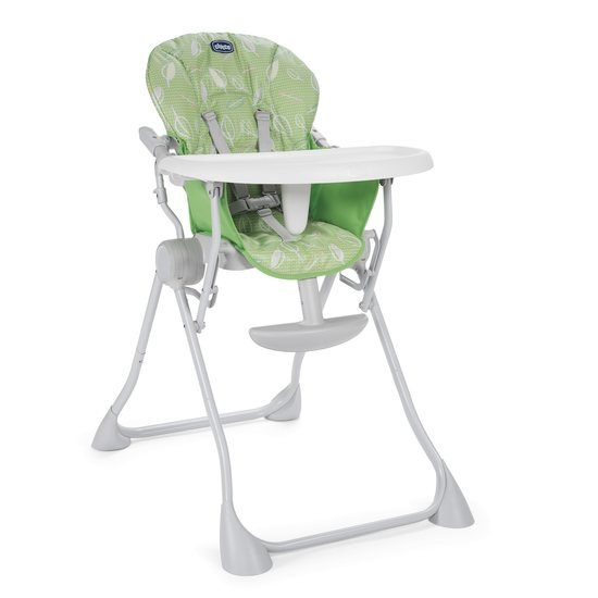 Chicco Chaise haute Pocket Meal summer green