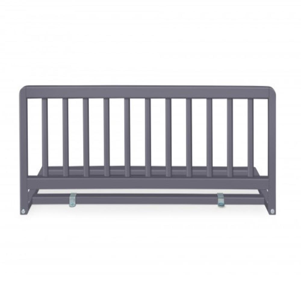 Sweat dream barriere de lit bois 140 GRIS Geuther