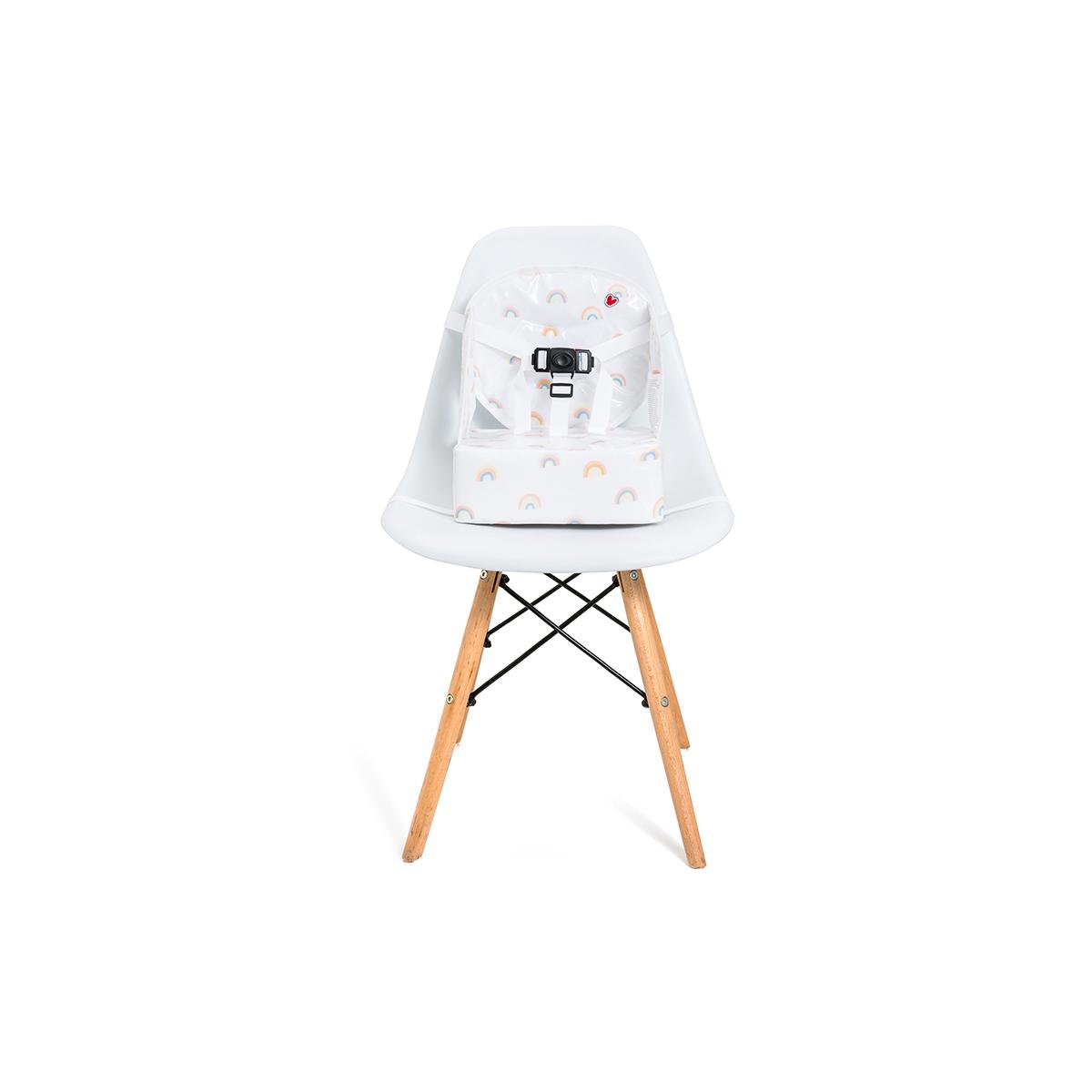 Rehausseur de chaise Easy Up MULTICOLORE BabyToLove