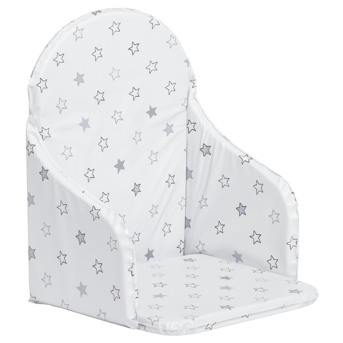 Coussin de Chaise GRIS BabyCalin