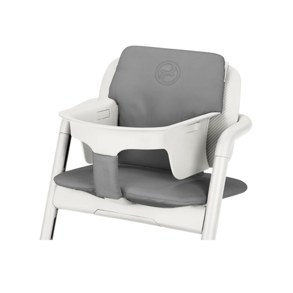 Coussin réducteur chaise haute LEMO GRIS Cybex