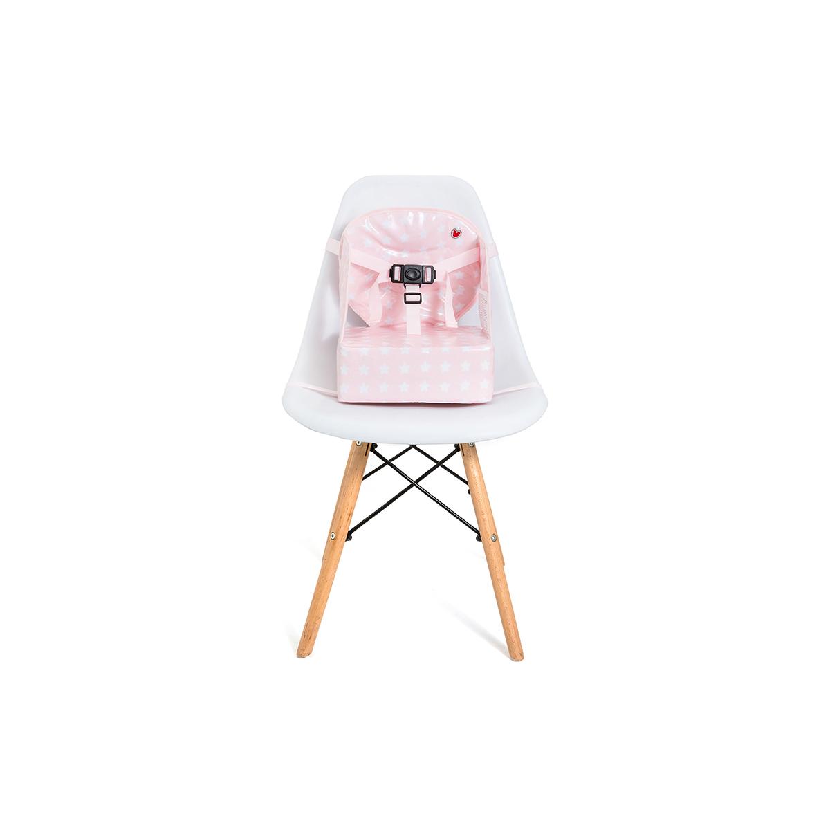 Rehausseur de chaise Easy Up ROSE BabyToLove