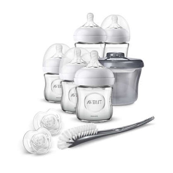 Philips Avent Kit natural verre