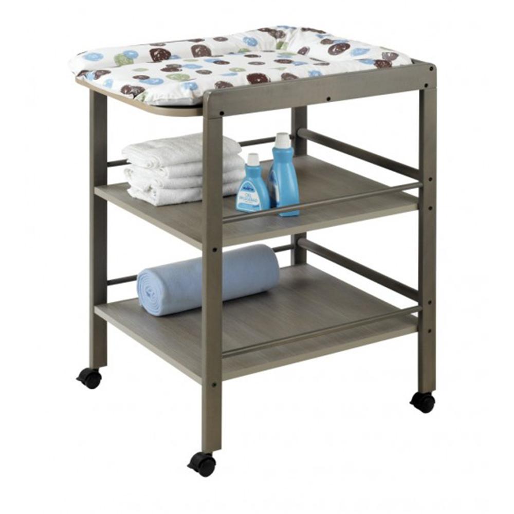 Table à langer mobile Clarissa GRIS Geuther