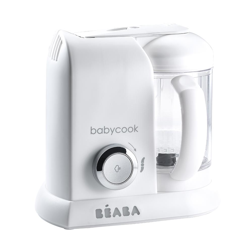 Robot cuiseur 4 en 1 Babycook BLANC Béaba