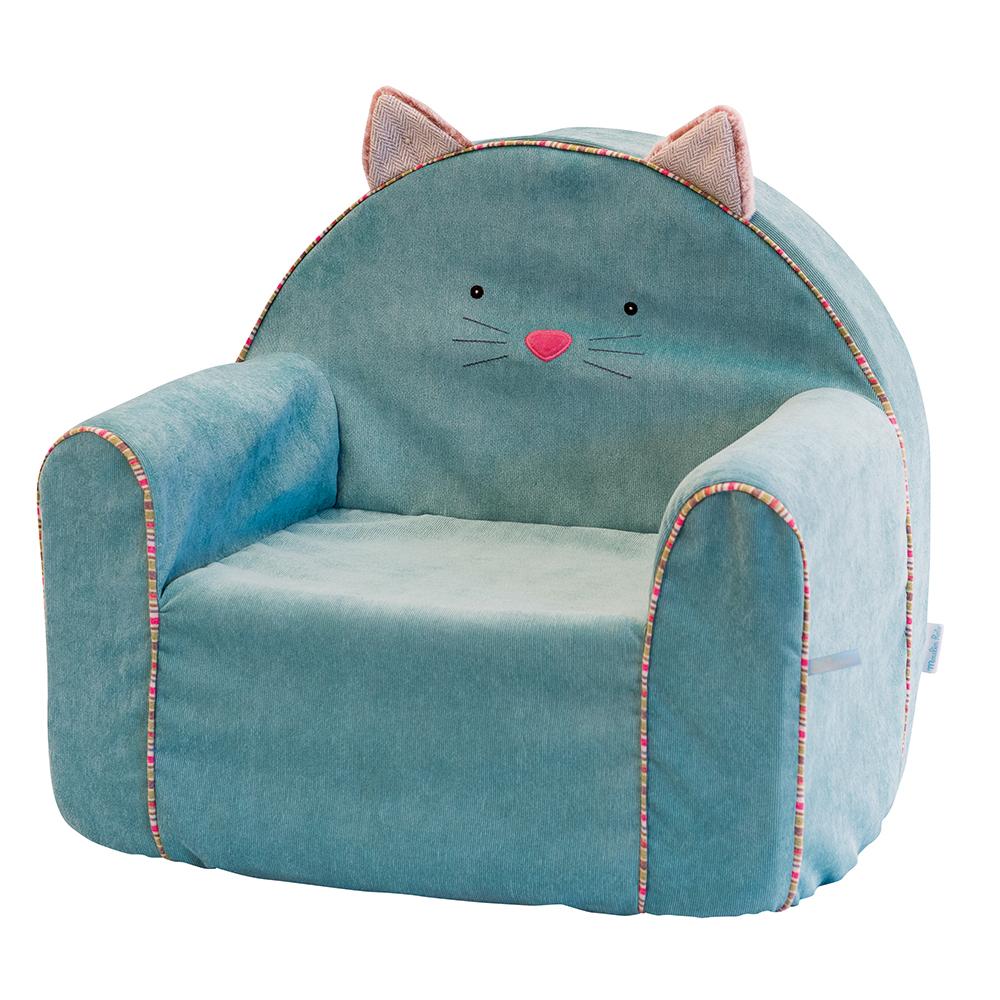 fauteuil en mousse les pachats moulin roty de moulin roty. Black Bedroom Furniture Sets. Home Design Ideas
