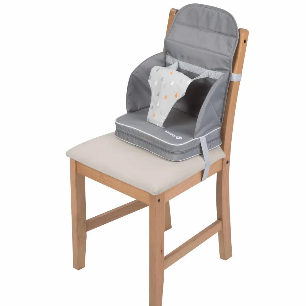 Rehausseur de chaise Travel Booster GRIS Safety 1st