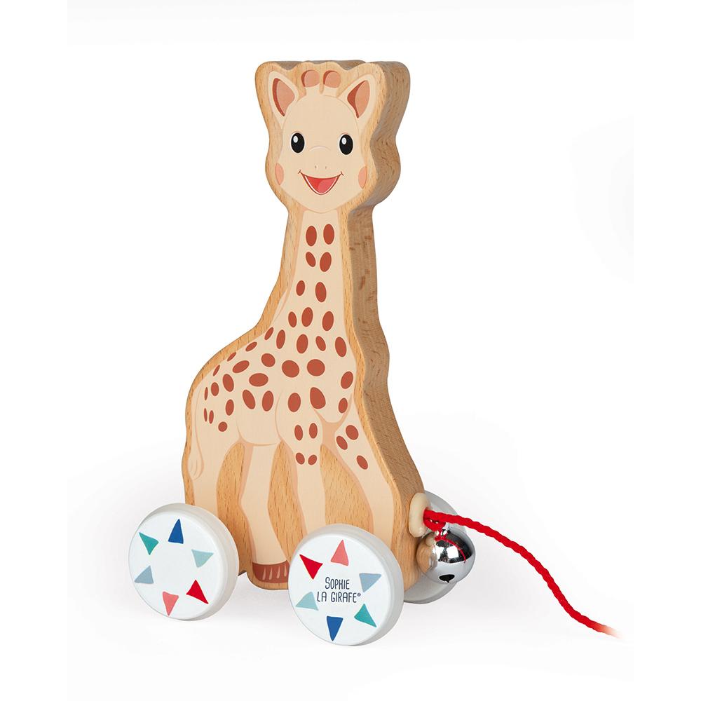 Jouer A Promener Sophie La Girafe MULTICOLORE Janod