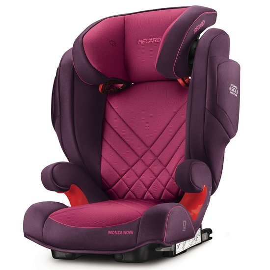 Recaro Siège auto Monza Nova 2 Seatfix Power Berry