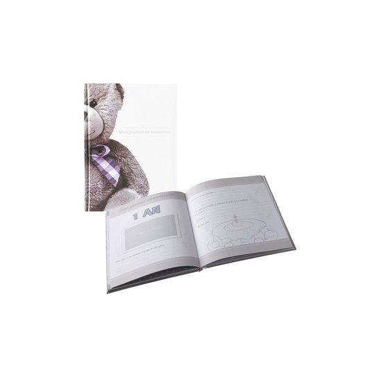 Livre De Naissance Mon Journal De Naissance