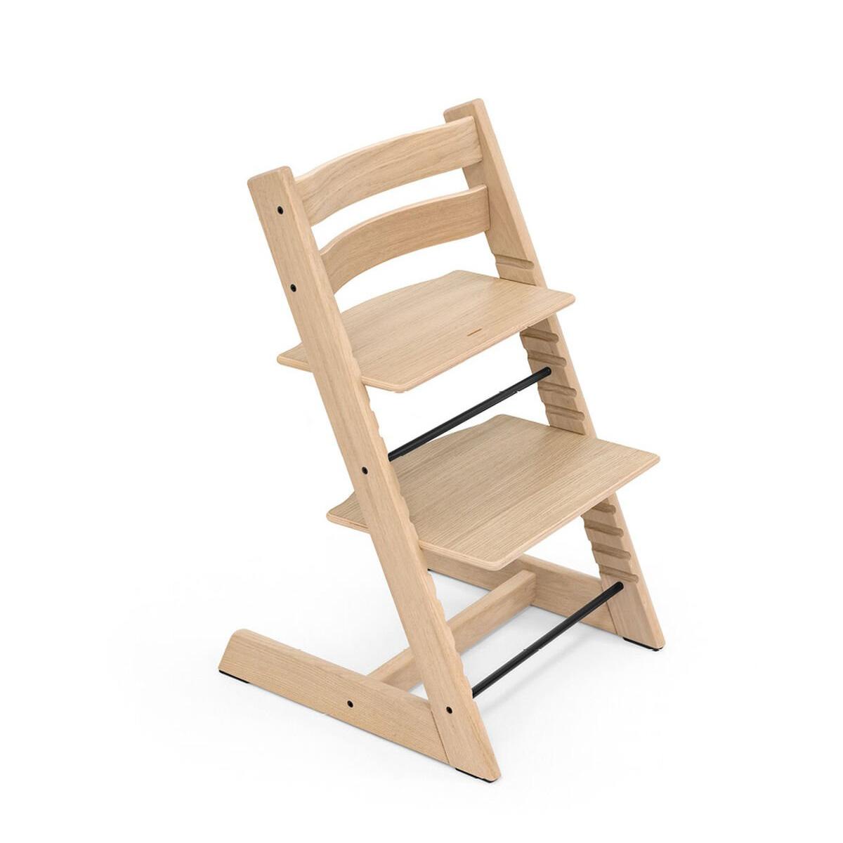 Chaise haute Tripp Trapp Chêne BEIGE Stokke