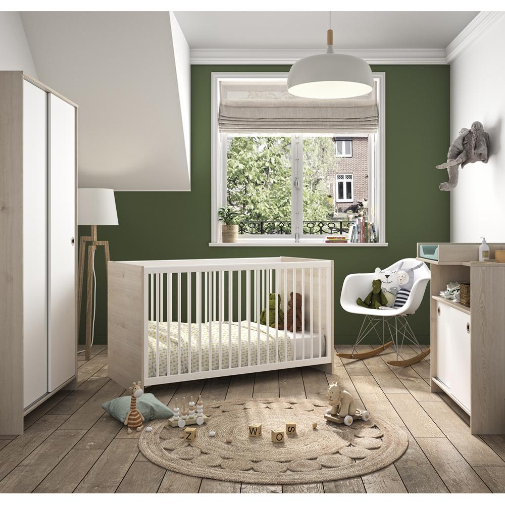 Préparer la venue de bébé : Chambre bébé Roméo Autour de bébé