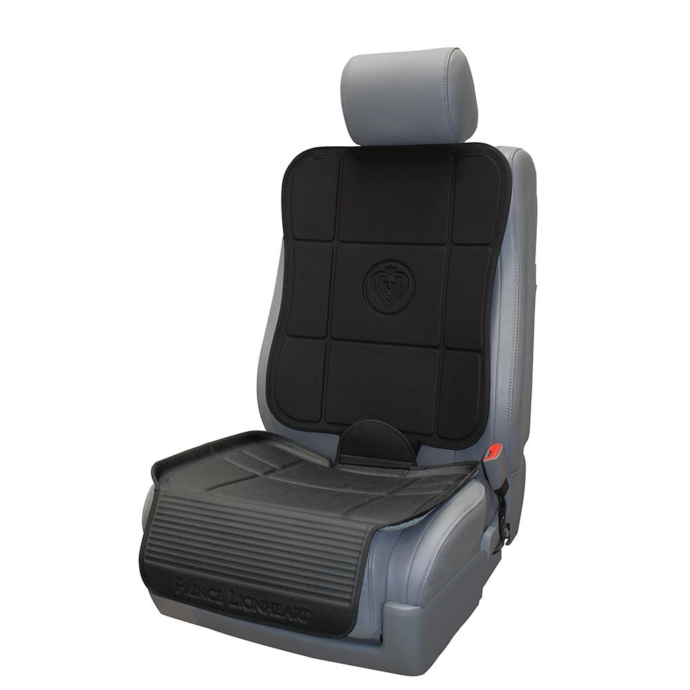 Protection de siège de voiture 2 en 1 Seatsaver NOIR Prince Lionheart