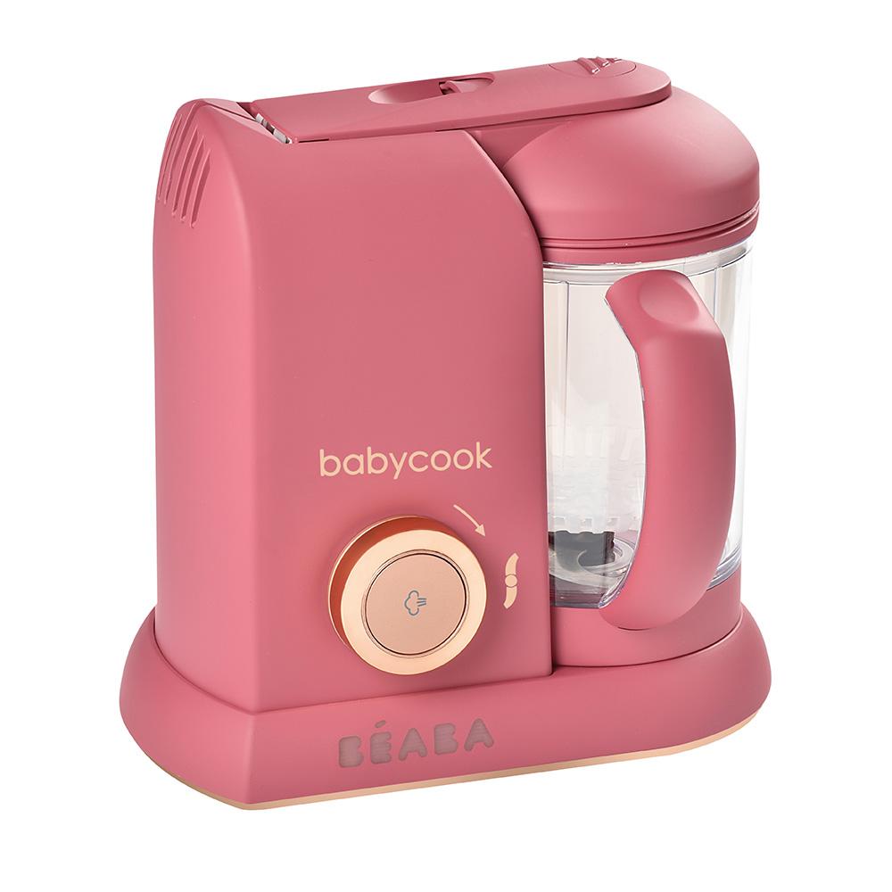 Robot cuiseur 4 en 1 Babycook ROSE Béaba