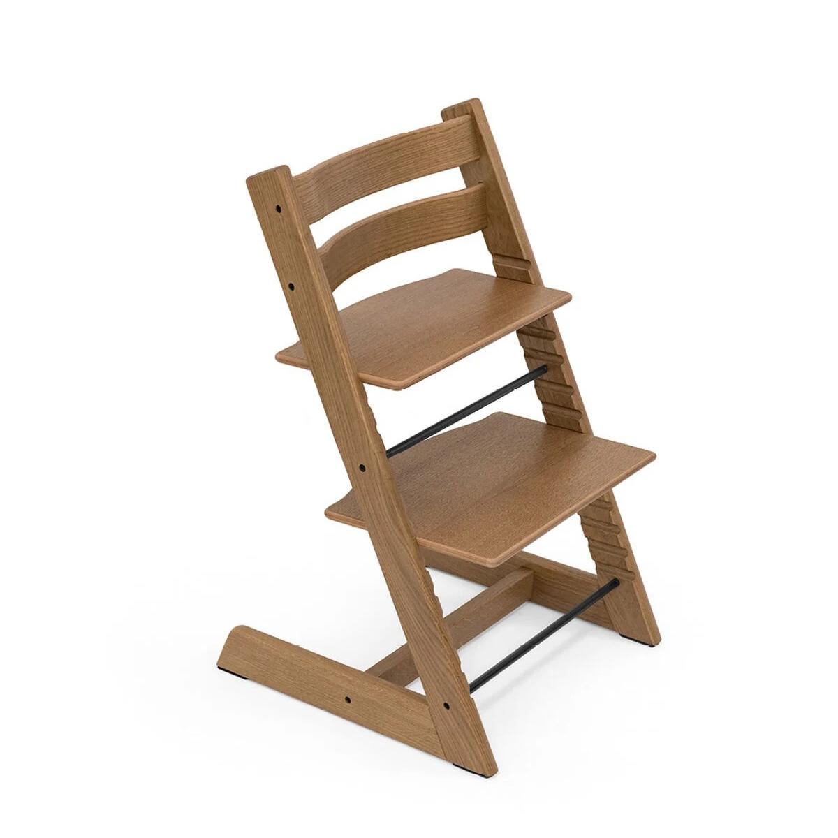Chaise haute Tripp Trapp Chêne MARRON Stokke