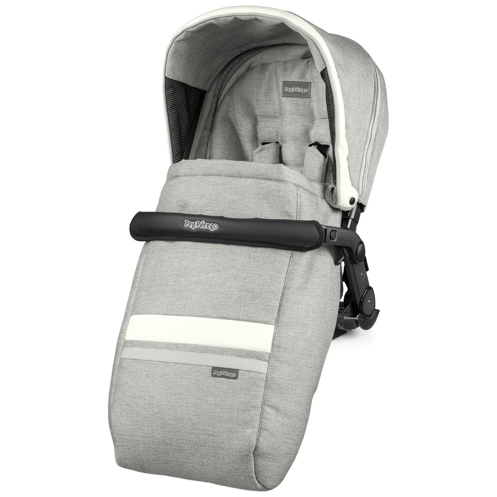 Poussette Hamac Pop up GRIS Peg Perego