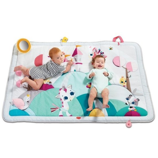 Tiny Love Tapis d'eveil geant collection princesse Rose