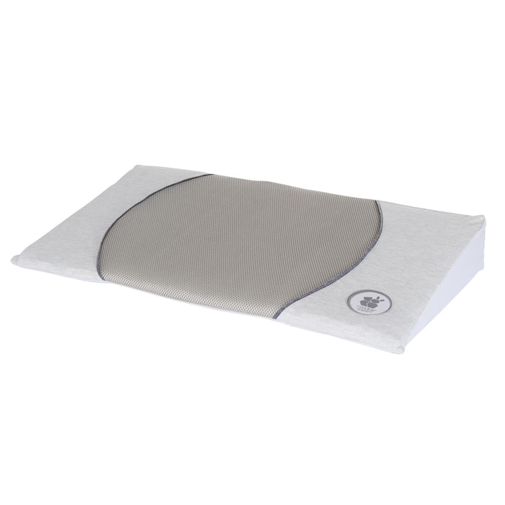 Plan incliné Air+ 15° pour lit 60x120 cm BLANC Candide