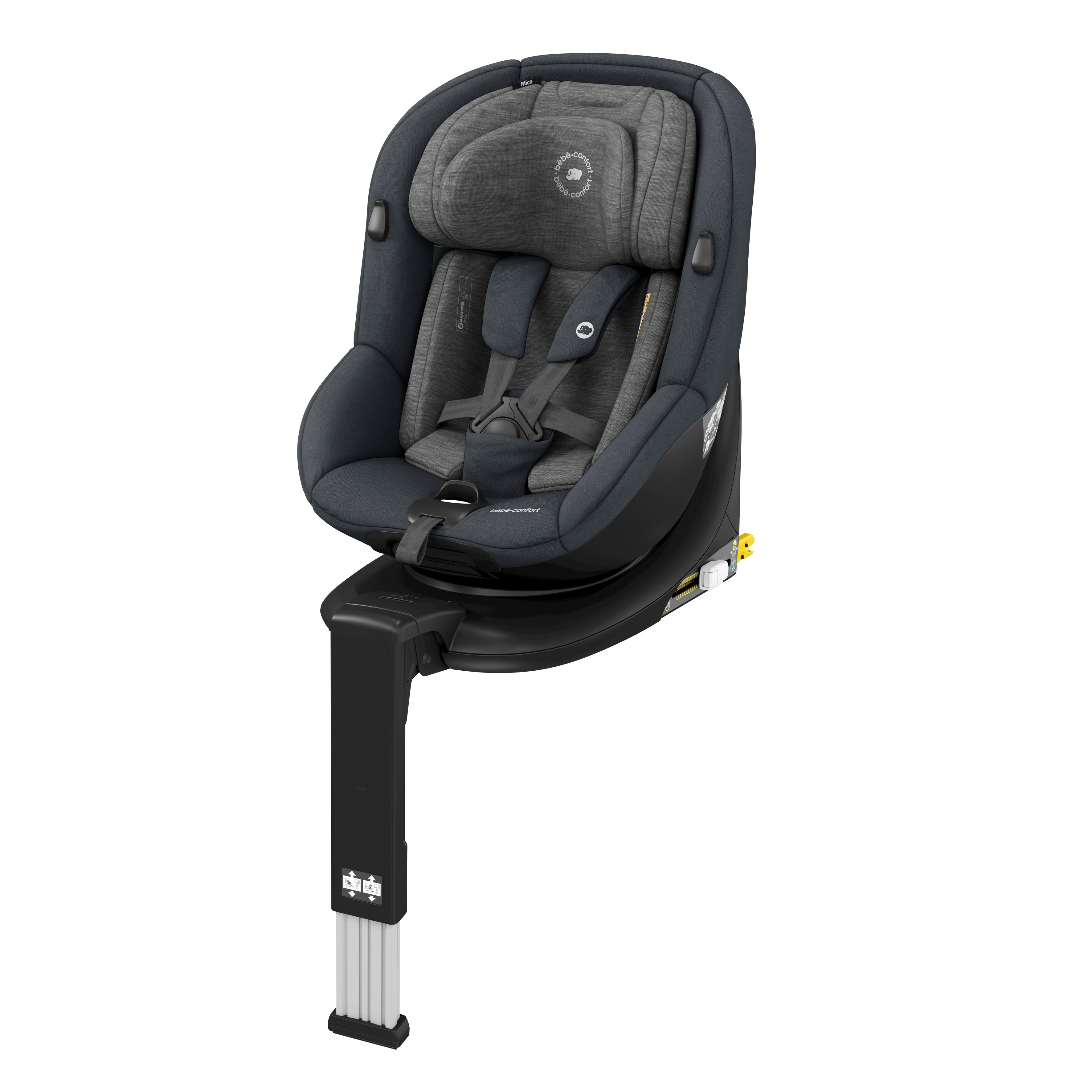 Bébé Confort Siège auto Mica - i-size Authentic graphite