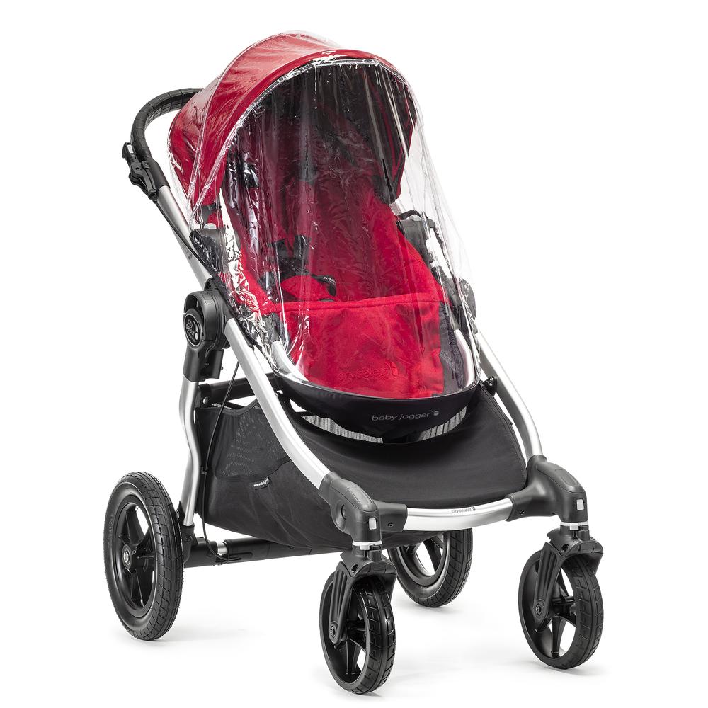 City Select Lux - Habillage pluie NOIR Baby Jogger