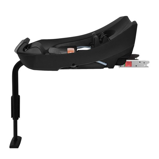 Cybex Base Aton 2-fix Black