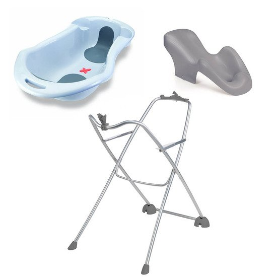 Tigex Pack Baignoire Anatomy + Fauteuil + Support