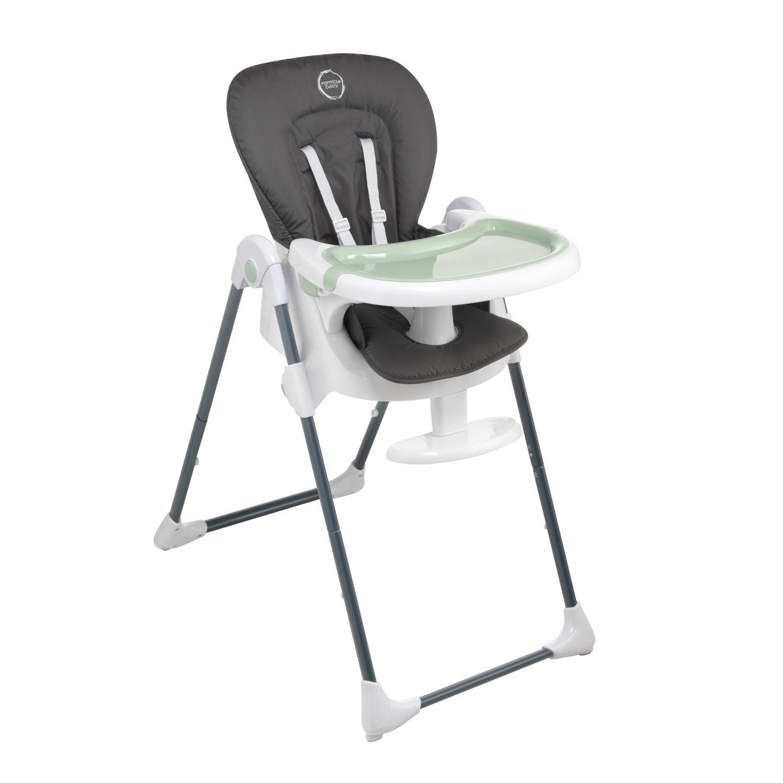 Chaise haute multipo GRIS Formula Baby