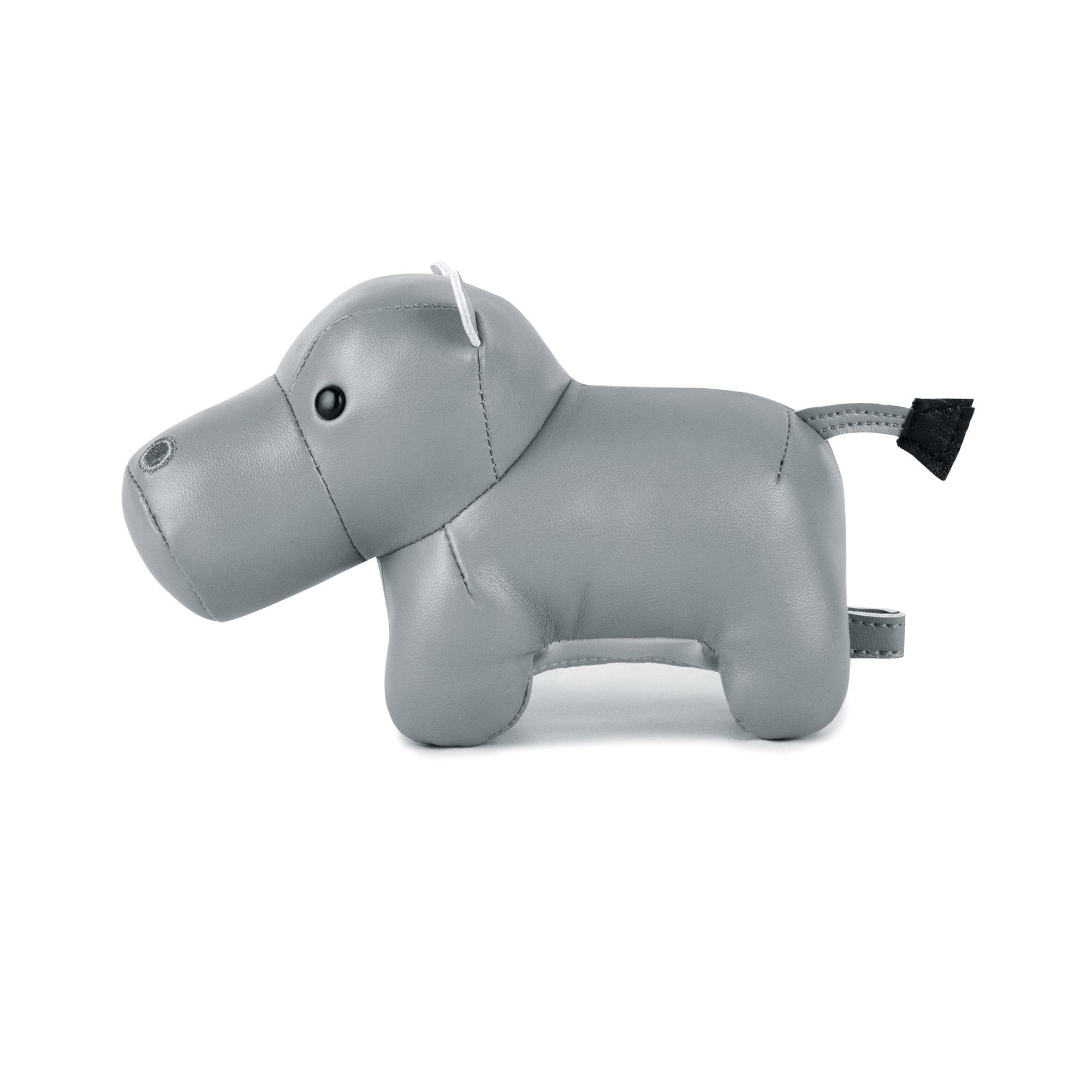 Les Petits animaux - Hippo GRIS Little big friends