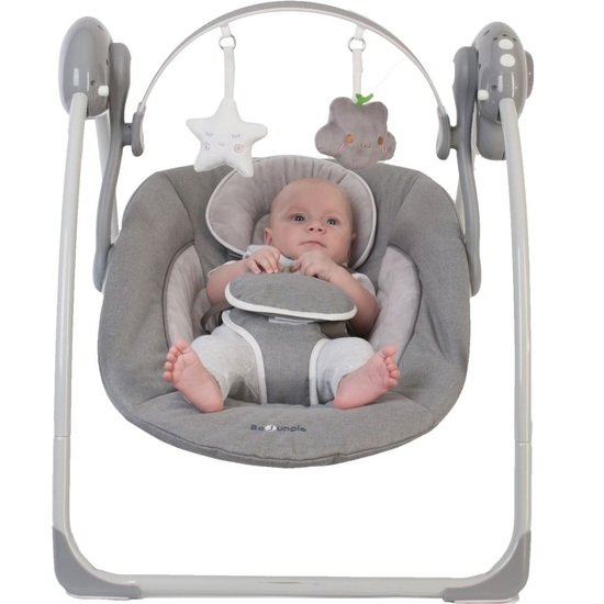 Bo Jungle Balancelle swing multifonctions Gris
