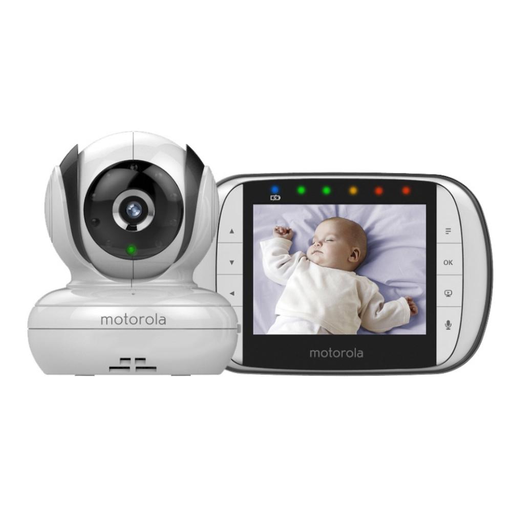 Ecoute bébé vidéo MBP36SC